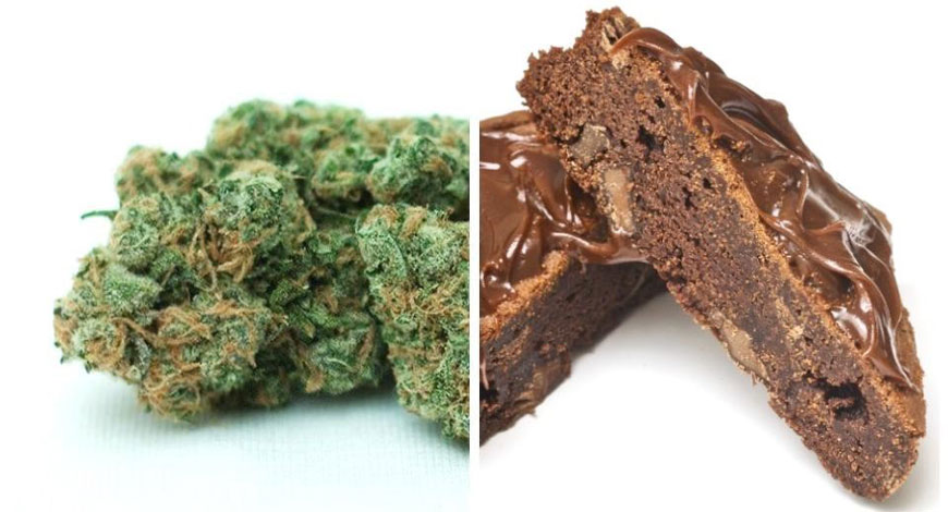 Edibles vs Smoking