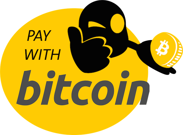 Make payment with Bitcoin