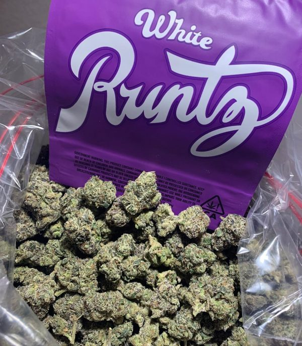 White Runtz strain for sale